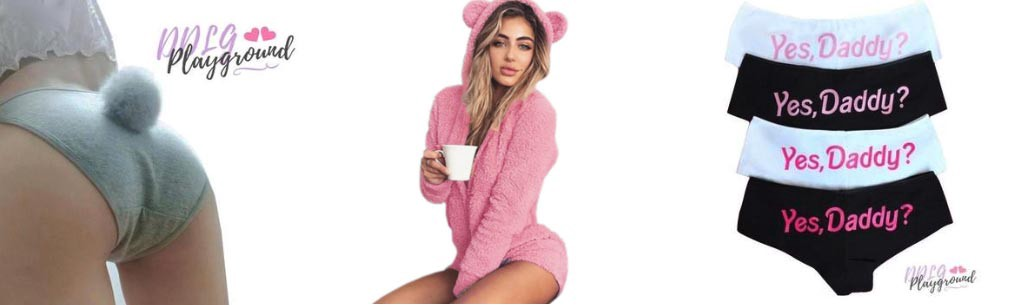 beautiful women in ddlg clothes