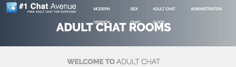 chat avenue adult chat room